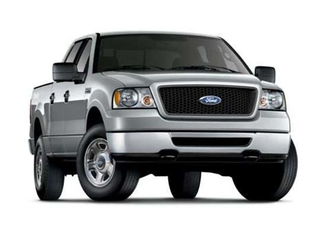 2008 Ford F-150 Supercrew Models, Trims, Information, And
