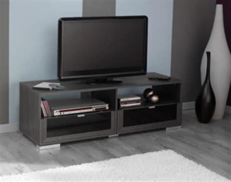 ou acheter cuisine meuble tv knok chene cendre noir