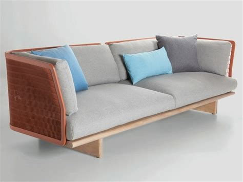 canapé extérieur canape design espace exterieur design de maison