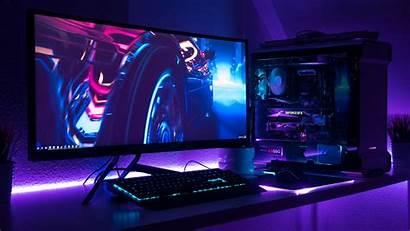 Gaming Pc Battlestations Battlestation Amazing Forevergeek