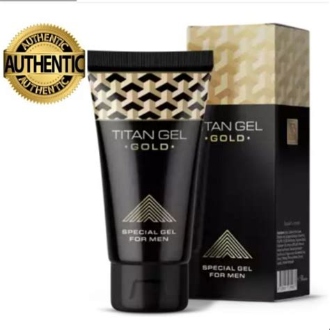 original titan gel gold shopee philippines