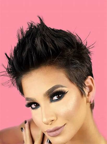 Edgy Short Pixie Hairstyles Cuts Stunning Summer