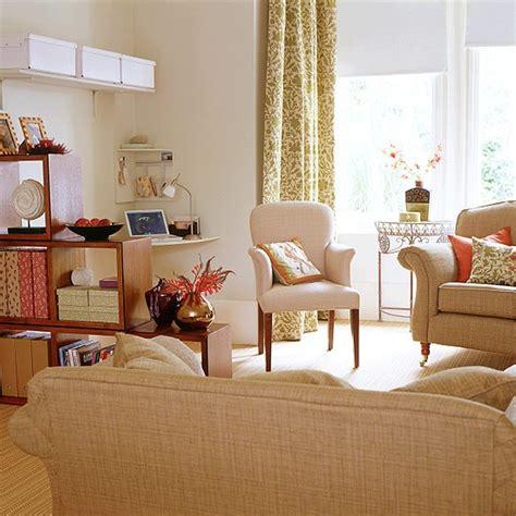 living room  stylish office area housetohomecouk
