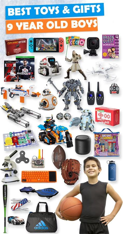 christmas gift ideas for 9 year old boys best toys and gifts for 9 year boys 2018 gifts for tween boys gifts