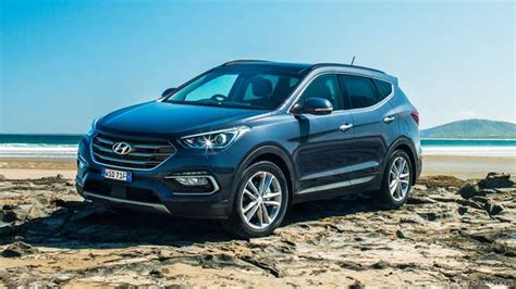 review 2017 hyundai santa fe review