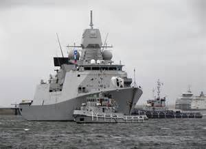 Royal Netherlands Navy Frigate