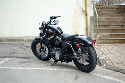 Gambar Motor Harley Davidson Forty Eight by Harley Davidson Sportster Forty Eight Wallpapers