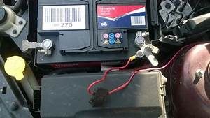 Saab 9  New Battery   Photos