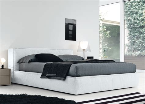 Black Leather Headboard Single by Jesse Mark Super King Size Bed Super King Size Beds