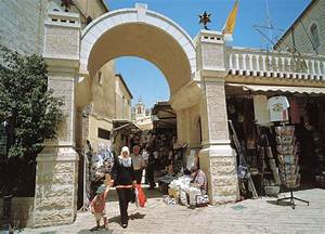 Nazareth  Ancient City  Modern Appeal