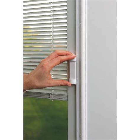 blinds between glass door inserts odl impact resistant blinds between glass 22 quot x 66