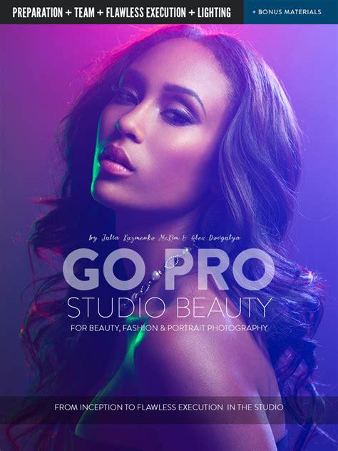 lighting lesson    color gels   studio beauty