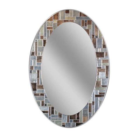 bathroom mirror oval 20 oval shaped wall mirrors mirror ideas 11064