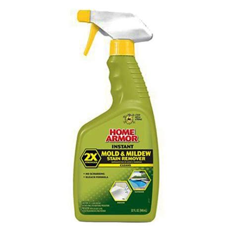 home armor fg502 instant mold and mildew stain remover