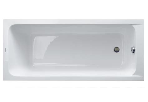 duravit bathtub d code d code rectangle by duravit stylepark