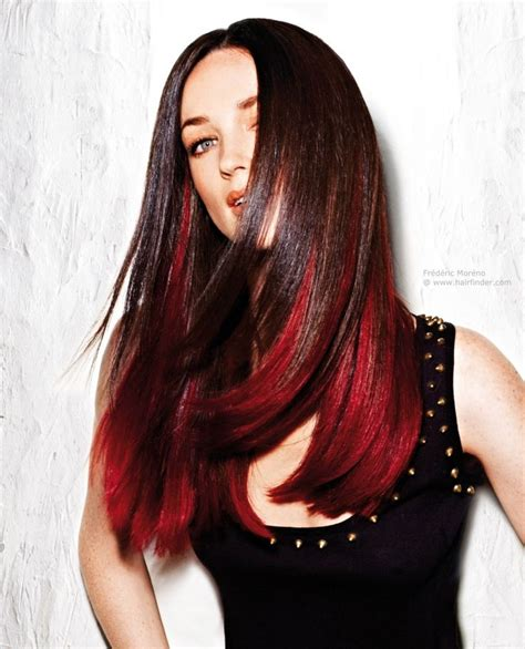 25 Best Ideas About Red Hair Underneath On Pinterest