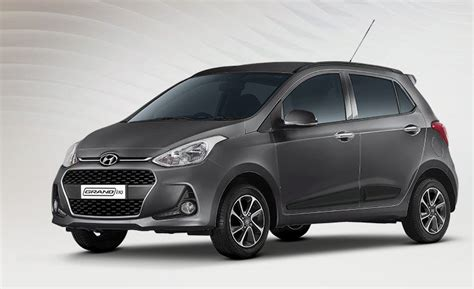 Hyundai Grand I10 2019 by 2019 Hyundai Grand I10 Facelift Colors Release Date