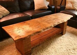 Reclaimed Wood Coffee Table - Coffee Tables - toronto - by
