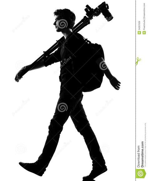12238 photographer tripod silhouette silhouette photographer stock image image