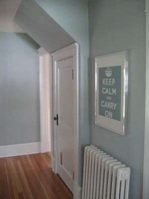 light blue grey paint possible hallway color our home pinterest paint colors bonus
