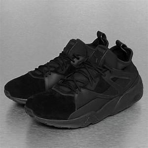 Basket Puma Noir Homme : puma trinomic blaze of glory sock core noir puma chaussures baskets homme pas cher ~ Melissatoandfro.com Idées de Décoration