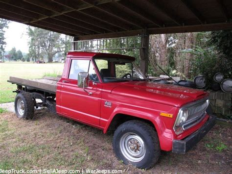 jeep fire truck for sale 1975 j20 jeep former fire truck just listed for sale on