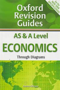 As And A Level Economics  Oxford Revision Guides