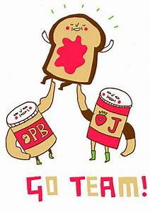 Peanut Butter And Jelly Clip Art - ClipArt Best