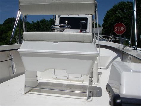 Boat Cooler With Seat by Leaning Post Or Cooler Seat The Hull Boating And