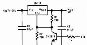 Voltage Regulator With Shutdown Digital Wiring Diagram