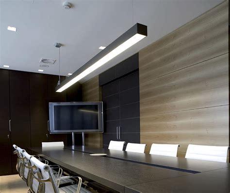 Linear Office Lighting   Modern.Place