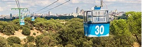 Teleférico de Madrid - Madrid's Cable Car