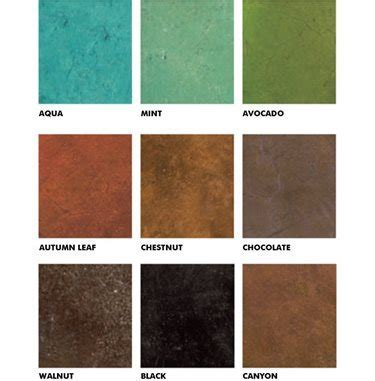 Basement Floor Colors ? Color Charts and Materials   The