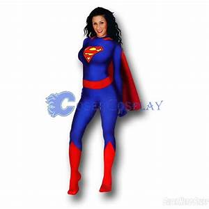 Superwoman Sexy Halloween Costumes For Women New ...
