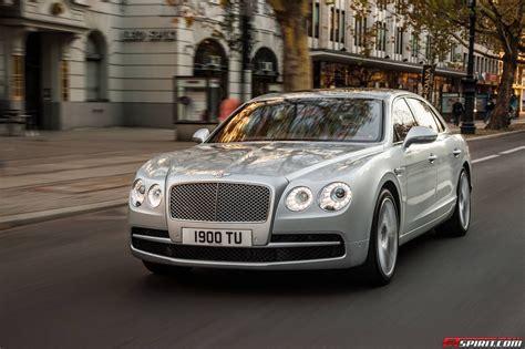 Official 2018 Bentley Flying Spur V8 Gtspirit