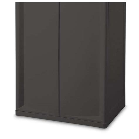 sterilite 4 shelf storage cabinet 01423v01