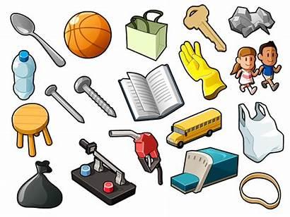 Objects Random Clipart Object Story Oriented Medium