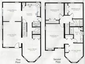 4 bedroom 2 house plans 2 master bedroom two bedroom two bath house plans
