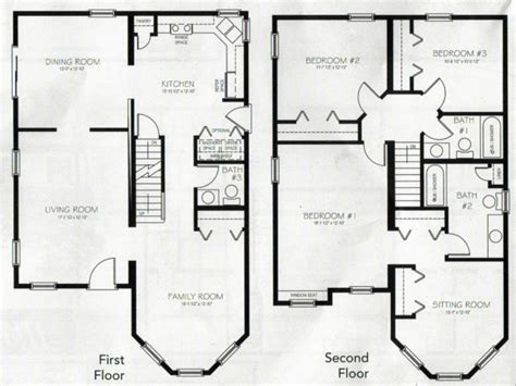 4 bedroom 2 house plans house plans 4 bedroom 2 photos and