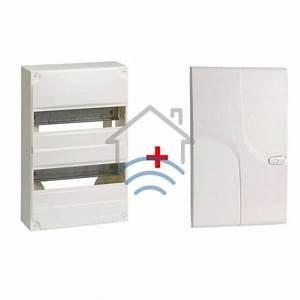 Porte Tableau Electrique : tableau electrique quiper avec porte aeg fix o rail ~ Premium-room.com Idées de Décoration