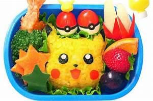 4 food tributes to pokemon