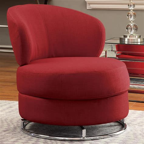 Red Fabric Swivel Chair  Stealasofa Furniture Outlet. Garage Craft Room Ideas. Room Shelf Dividers. Room Dividers From Ceiling. Small Laundry Room Cabinet Ideas. Fish Tank Room Design. Bed Designs For Small Room. Dining Room Dimensions. Living Room Design Brown