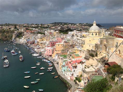 Procida Island Italy World For Travel