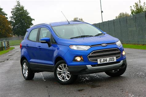 Ford Ecosport 4x4 Review (2014