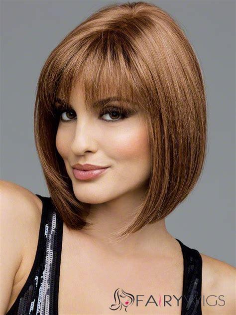 European Brown Hair by European Style Honey Brown 12 Inch Human