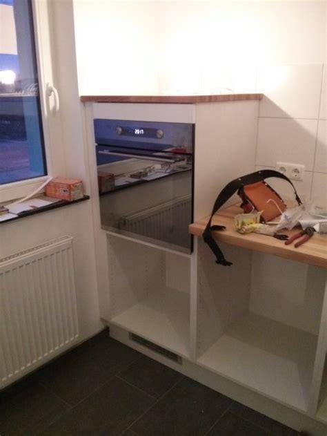Ikea Teil Fehlt by Aufbau Unserer Ikea K 252 Che Teil 3 Elektroger 228 Te Und
