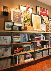 Light Wood Bookshelf 23 Diy Plans To Build A Pipe Bookshelf Guide Patterns