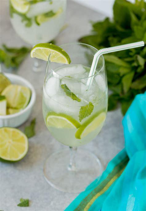 easy mojito cocktail  kitchen craze