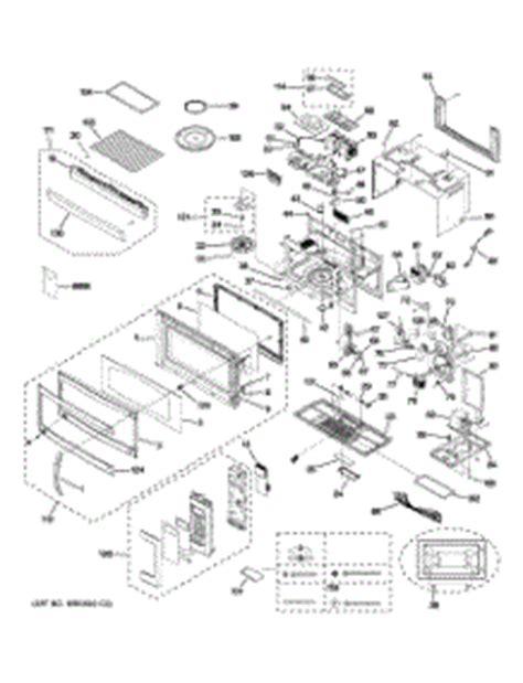 ge profile microwave parts diagram  wiring diagram