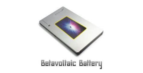 Атомный аккумулятор NanoTritium™ battery